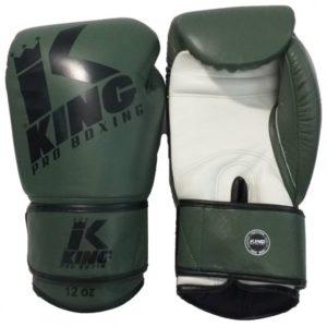 Gants de Boxe KING PRO BOXING KAKI