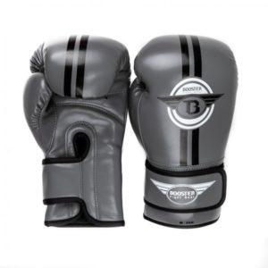 Gants de boxe BOOSTER ELITE gris