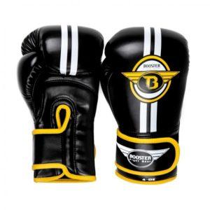 Gants de boxe BOOSTER ELITE noir
