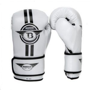 Gants de boxe BOOSTER ELITE blanc