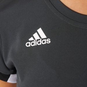 T-shirt ADIDAS climacool noir/gris