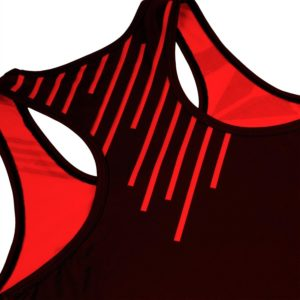Singlet VENUM power rouge