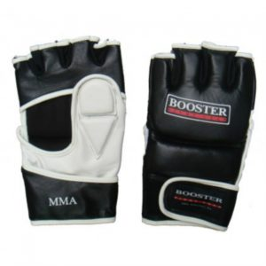 MMA gloves with thumb BOOSTER