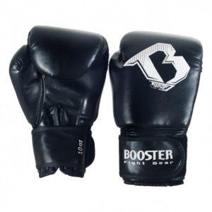 Gants de boxe BOOSTER Starter BT noir