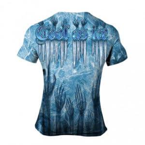 T-shirt MMA BUDDHA ice