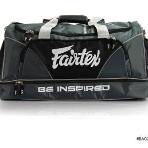 Sac de sport FAIRTEX premium gris