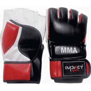 Gants MMA avec pouce impact sport