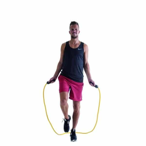Corde à sauter PURE jaune