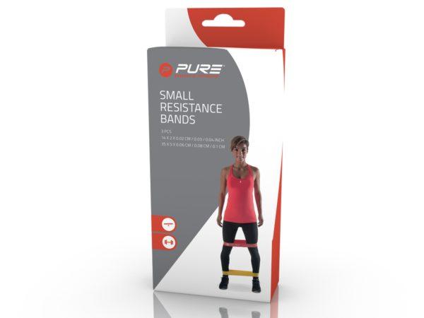 3 bandes de résistance Small PURE