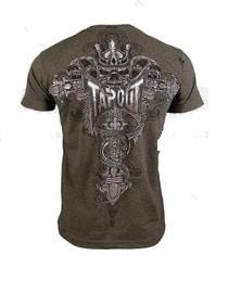 T-shirt TAPOUT Kaki