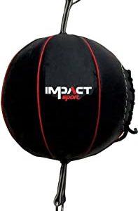 Ballon de frappe double attache IMPACT SPORT