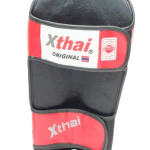 Protège-tibias XTHAI Dragon rouge