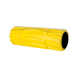 Rouleau de massage soft PURE jaune