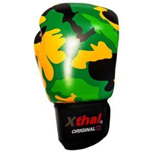 Gants de boxe cuir XTHAI Camo