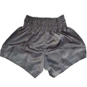 Short Muay Thaï Twins gris