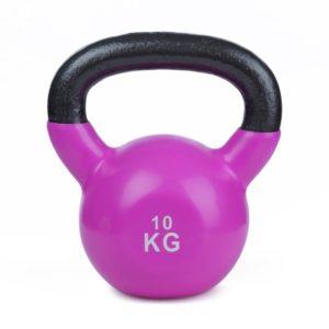 Kettlebell en neoprene 10 kg