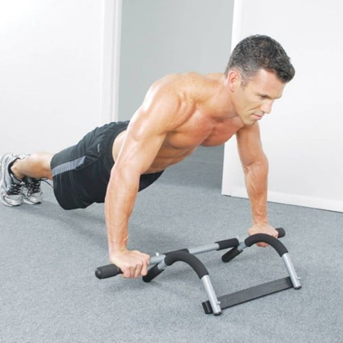 Barre de tractions totale PRO IRON GYM