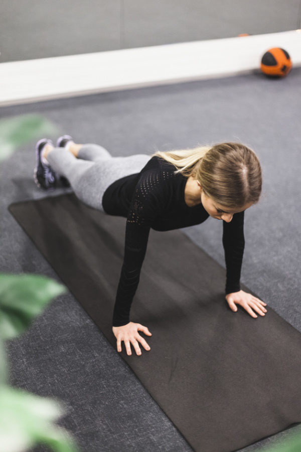 Tapis d'exercices BODY SOLID