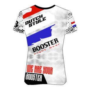 T-shirt BOOSTER HOLLAND