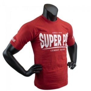 T-SHIRT SUPER PRO SP rouge