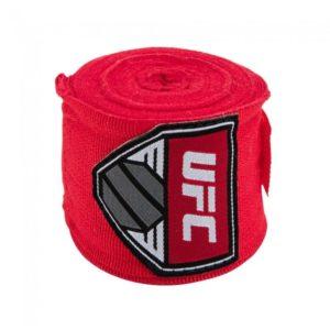 Paire de bandes UFC pro rouge