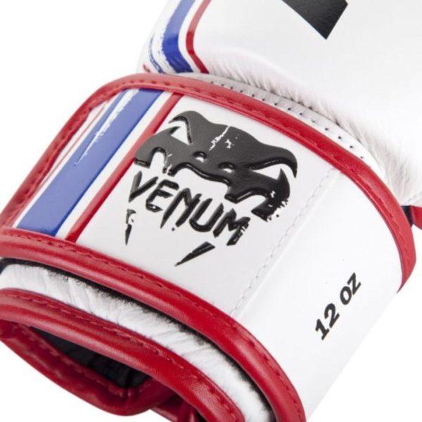 Gants de boxe cuir VENUM THAÏ Flag