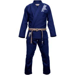 Kimono JJB Venum contender bleu navy 2.0